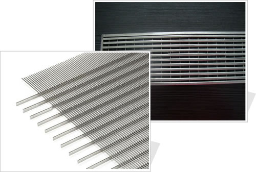 Decorative Grille for Facade
