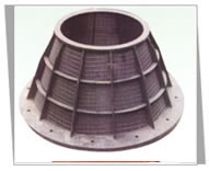 Cylinder Shape Wedge Wires, Atlas New Products